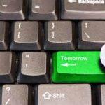 PC procrastination keybd
