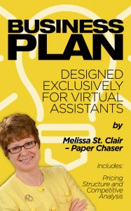 VA Business Plan Template