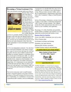 JOL Lighthouse News July 2014 p 4